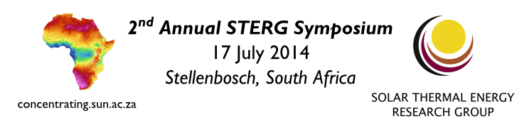 2nd Annual STERG Symposium